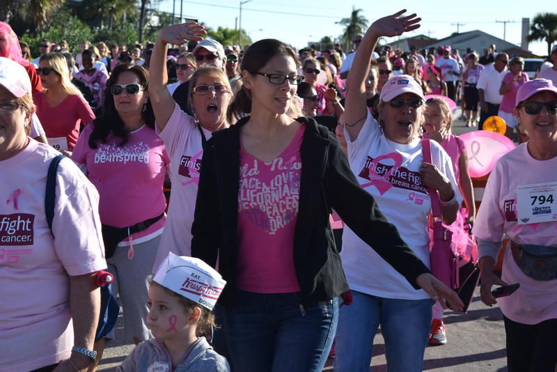 2014 Making Strides Against Breast Cancer in Daytona Beach (183)
