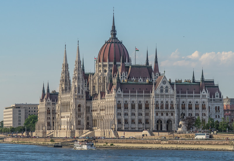 Hungarian Parliment Building, Budapest