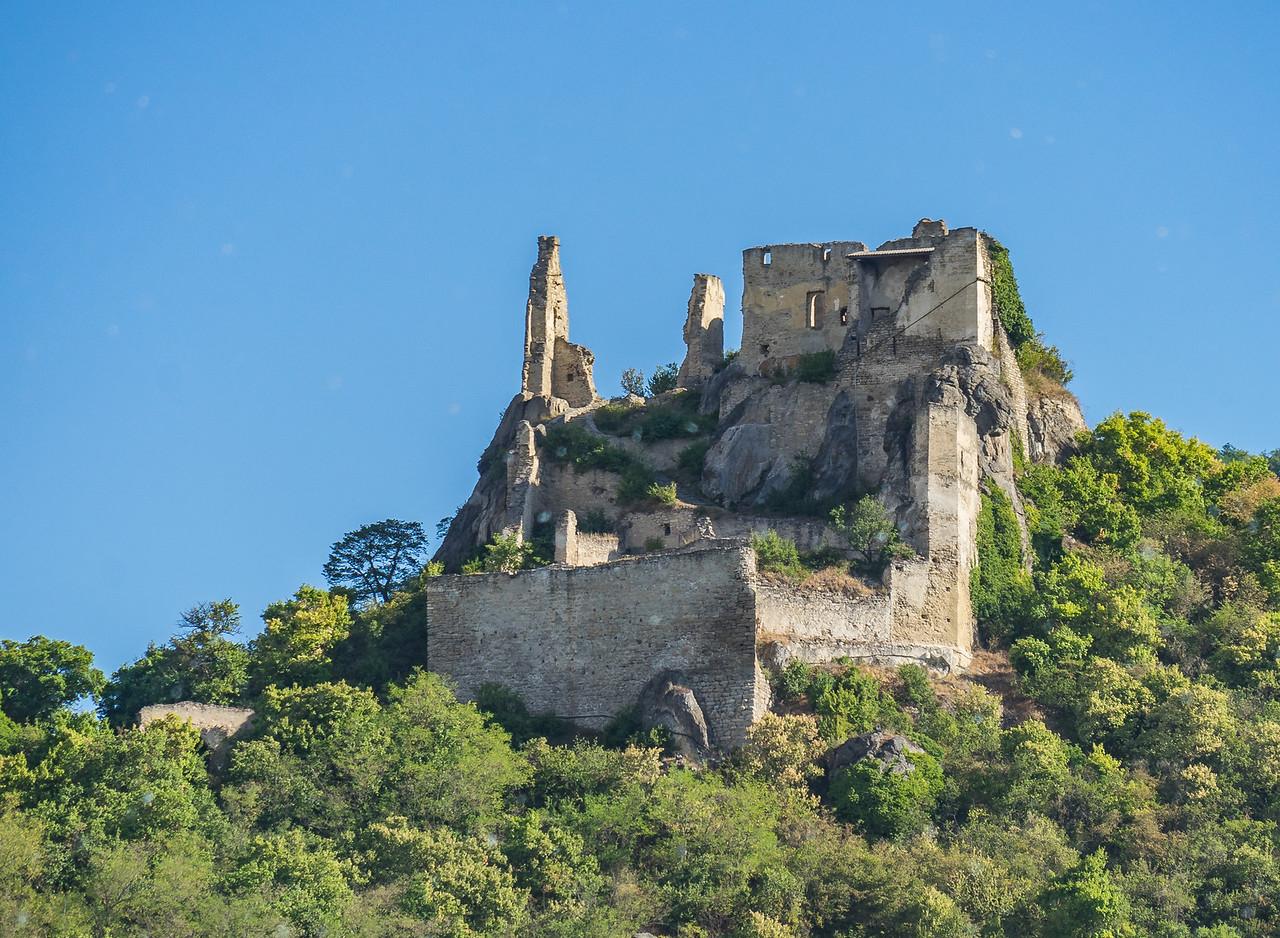 Ruins of Durnstein Castle