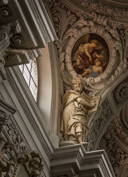 St. Stephen's Church, Passau, Germany