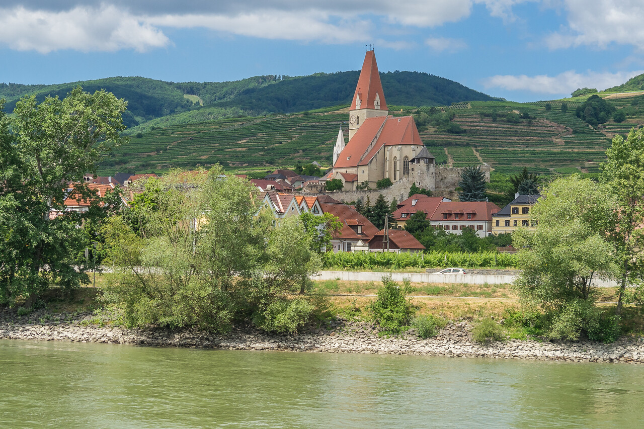 Weissenkirchen, Wachau Valley, Austria