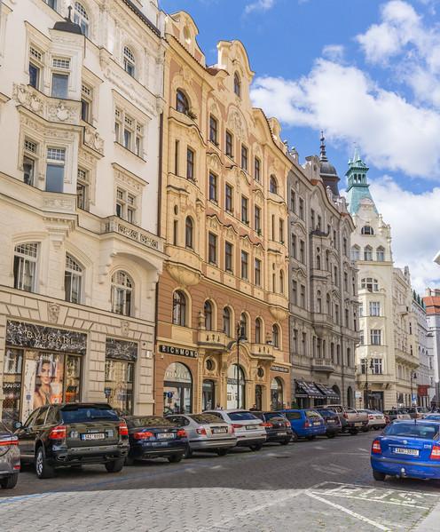 Parizka Street, Prague