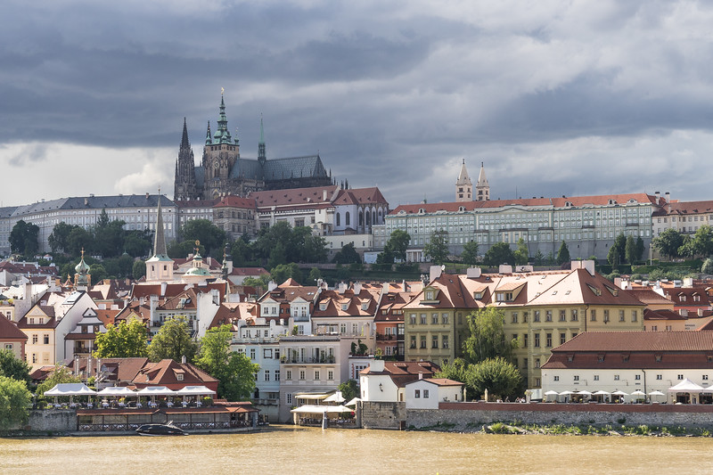 Castle District, Prague