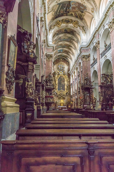St Nicholas' Church, Prague