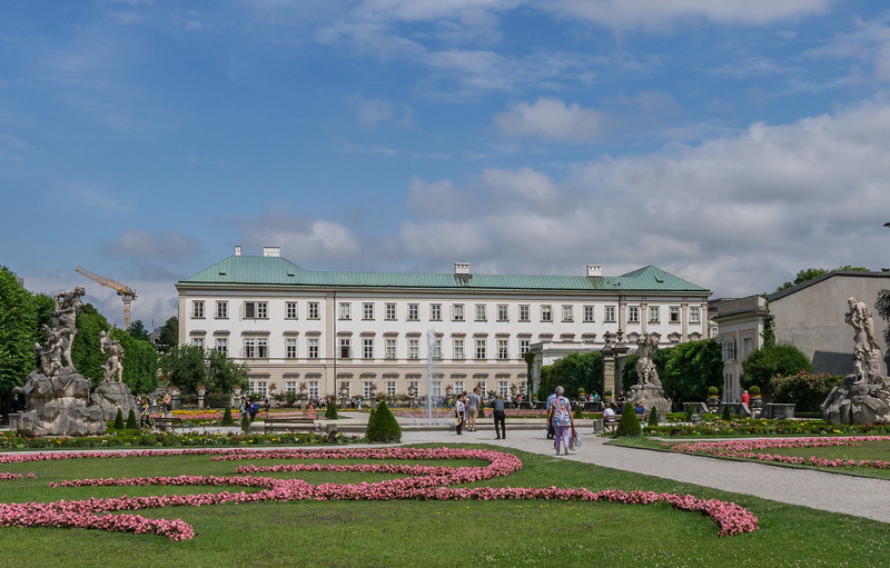 Mirbell Palace and Gardens, Salzburg, Austria