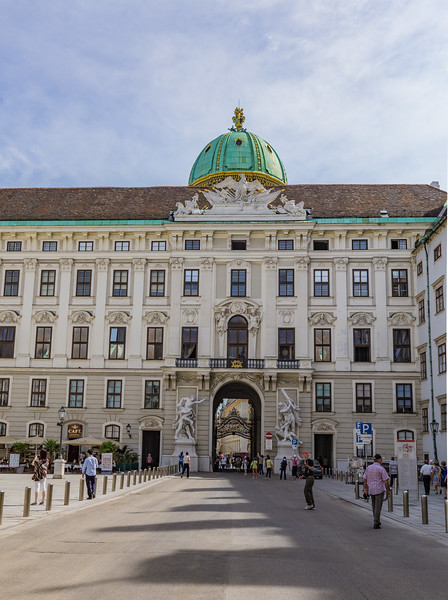 Hofburg Palace Imperial Apartments