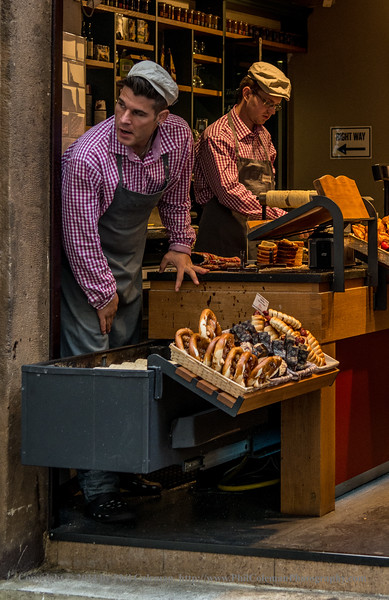 Bread Men