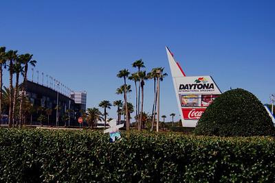 019 Flat Stanley at the Daytona International Speedway