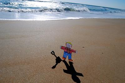 26: Flat Stanley's Daytona Beach Adventure