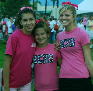 020 Spruce Creek High School Making Strides Walk Team