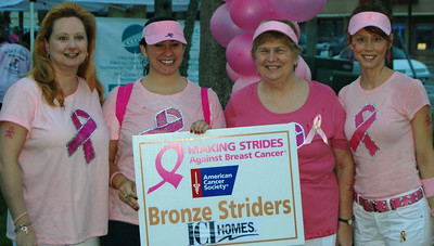 009 ICI Homes 2008 Making Strides Walk Team