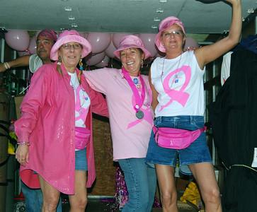 005 Pink Hurricanes at Making Strides 2008 Walk