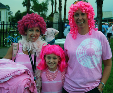 015 Thinking Pink Making Strides Against Breast Cancer of Volusia Flagler Counties Florida