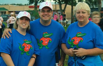 021 Gators Making Strides Daytona Beach Florida