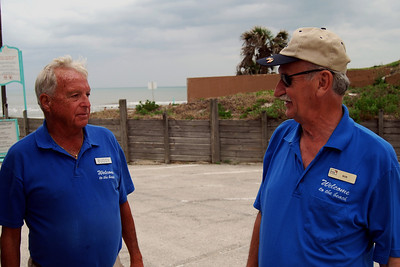 14 Bob and Buddy the Beach Toll Takers