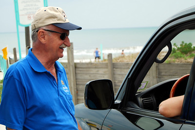 11 Bob the Beach Toll Taker giving directions