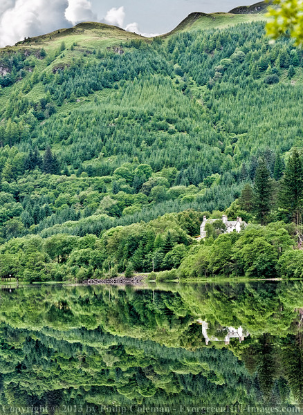 Loch Kilamahog, Scotland
