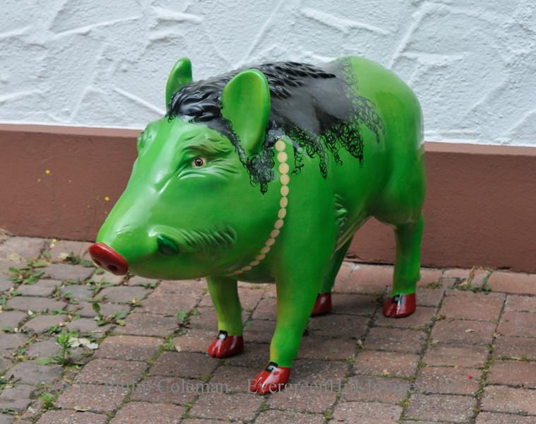 Porcine Art