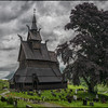 Hopperstad Stave Church, Vik, Norway