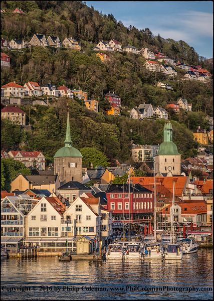 Bergen Evening