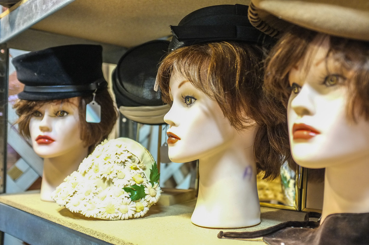 Second Hand Store Hats