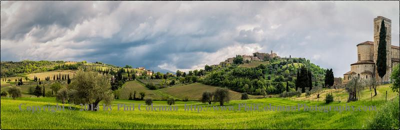 Tuscan Hills Vista
