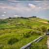 On the Road from Siena to Asciano