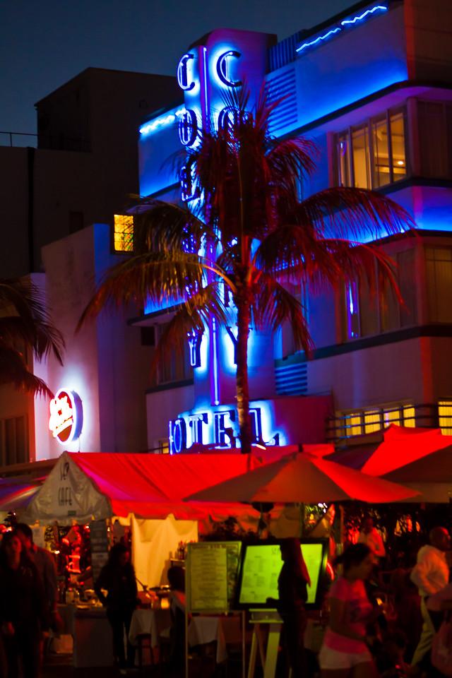 The Colony Hotel, Miami Beach, FL