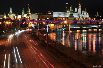 Moscow - St. Petersburgh