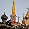 Izmaliovsky Market - Moscow
