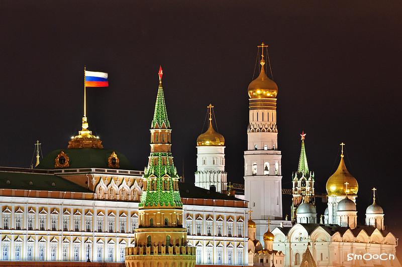 Moscow - Skyline
