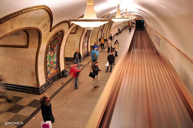 Subway - Moscow