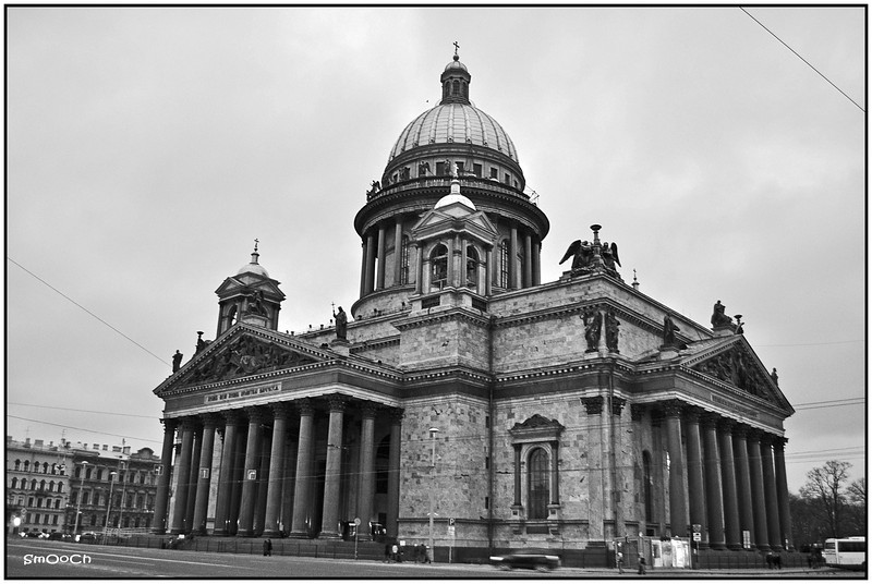 St. Isaac Cathedral - St Petersburgh