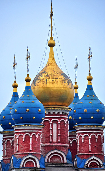 Peter and Paul Cathedral - Moscow