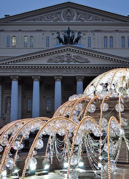 Bolshoi Theatre - Moscow