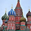 St Basil Cathedral - Moscow
