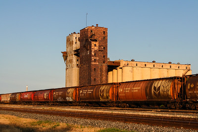 Thunder Bay grain elevator