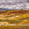 Painted Hills Panarama