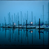 Back in Port, Evening, Charleston Harbor, Oregon