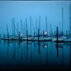 Back in Port, Evening, Charleston Harbor, Oregon
