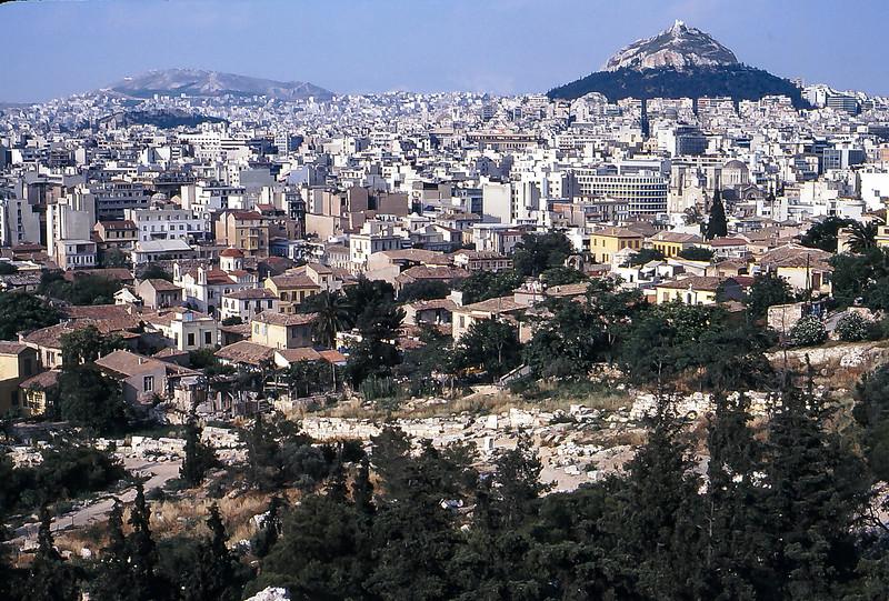 Athens, Greece, 1979