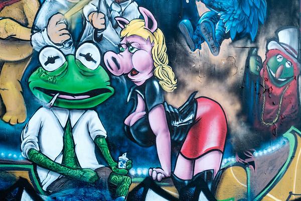 Wonderful Grafitti