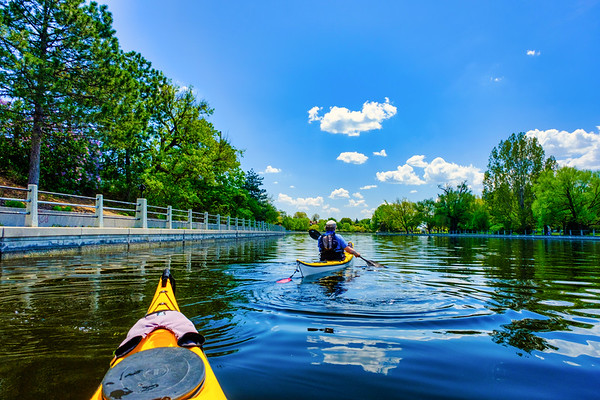 Rideau Canal-Heading Out-9146