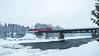 O Train entering Carleton University. Local edit adjustments on train