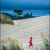 Lady of the Dunes, Eel Creek, Oregon Dunes National Recreation Area