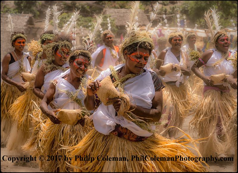 Tanna Dancers