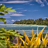 Rarotonga - Bay at Avarua