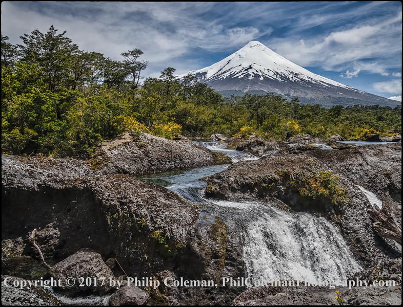 Osorno Volcano, Chile