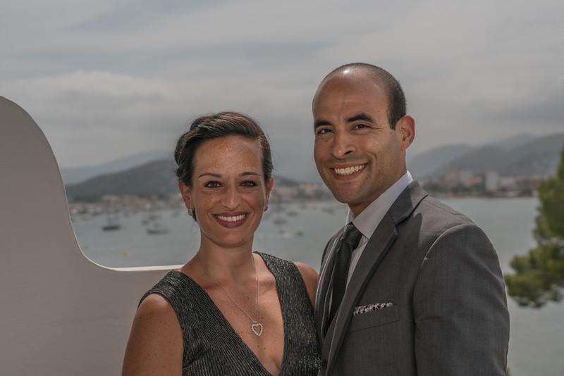 Mallorca, Steph and David