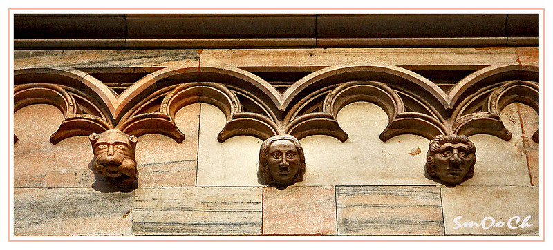 Duomo di Milano, detail